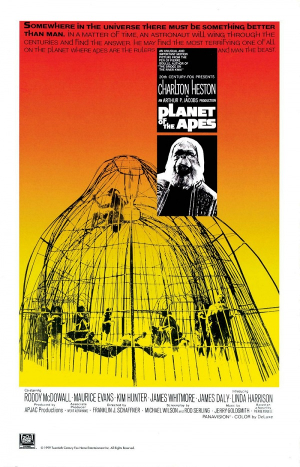 PLANET OF THE APES, THE (1968)