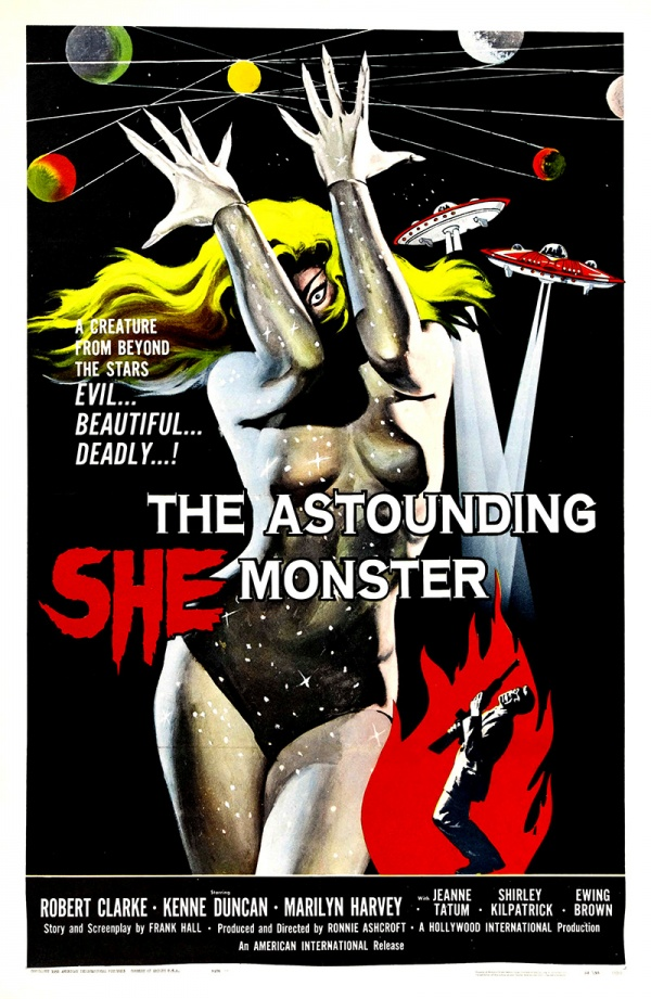 ASTOUNDING SHE-MONSTER, THE