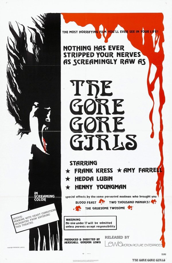 GORE GORE GIRLS, THE