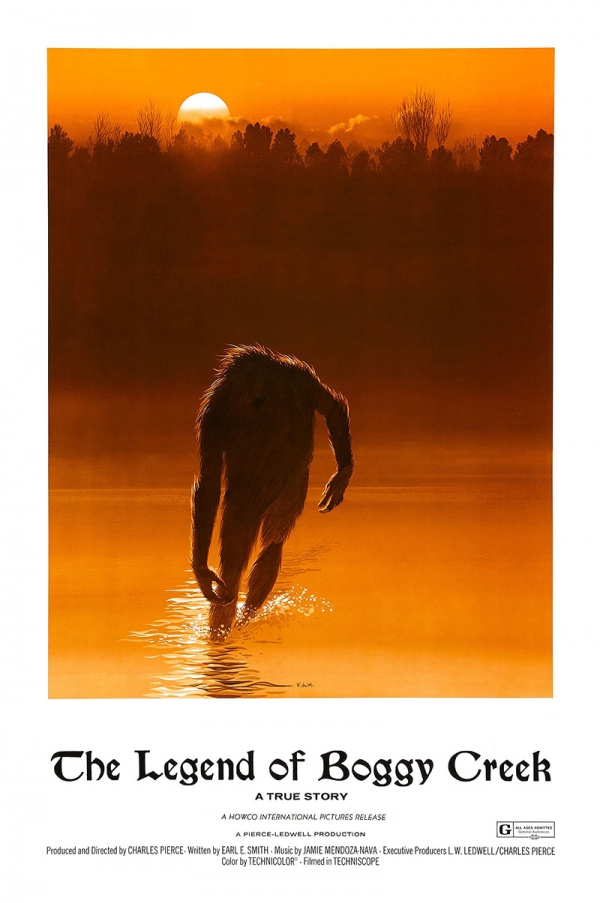 LEGEND OF BOGGY CREEK, THE