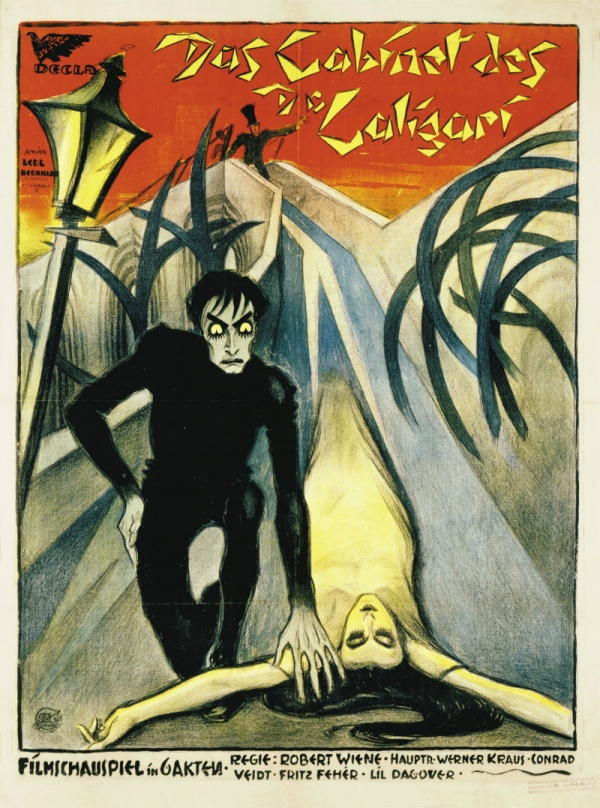 CABINET OF DR. CALIGARI, THE (1920)