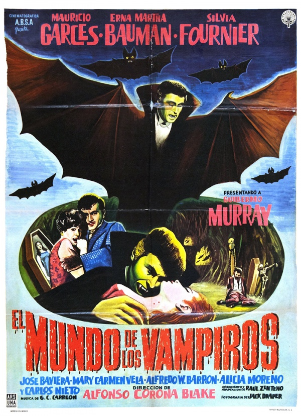 WORLD OF THE VAMPIRES, THE