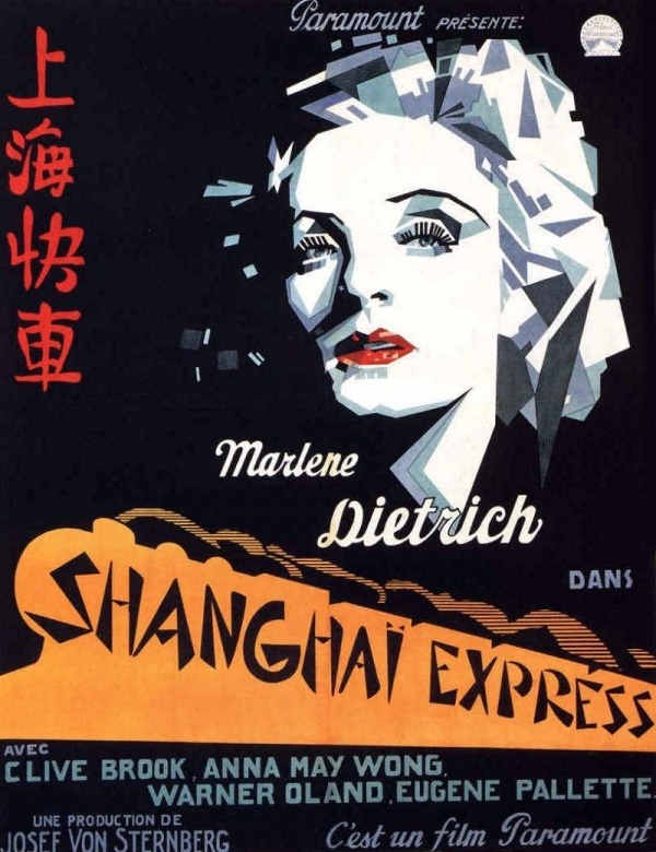 SHANGHAI EXPRESS, THE