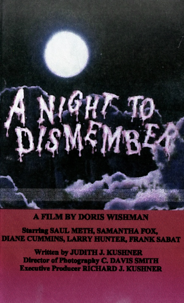 NIGHT TO DISMEMBER, A